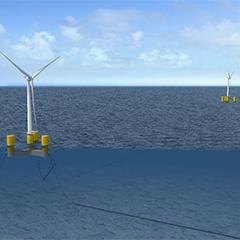 bureau veritas approvals help propel floating offshore wind sector pes power energy solutions. Black Bedroom Furniture Sets. Home Design Ideas